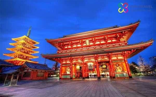 Đền thờ Asakusa Kannon
