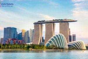SINGAPORE – SENTOSA – UNIVERSAL STUDIO (04N – 03D)