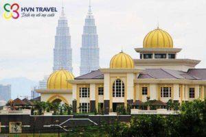 SINGAPORE – MALAYSIA (6N-5D)