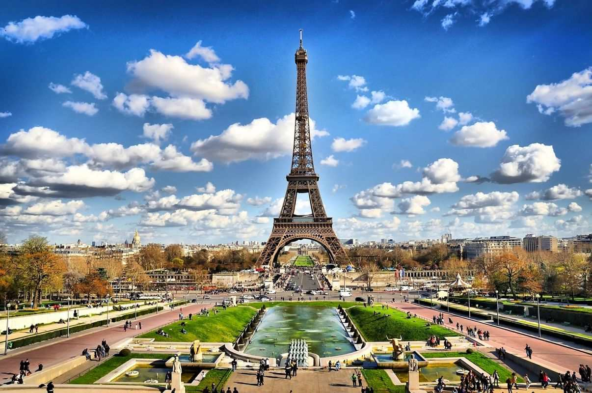 Thủ đô Paris
