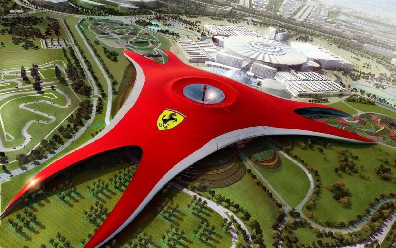 Công Viên Ferrari World