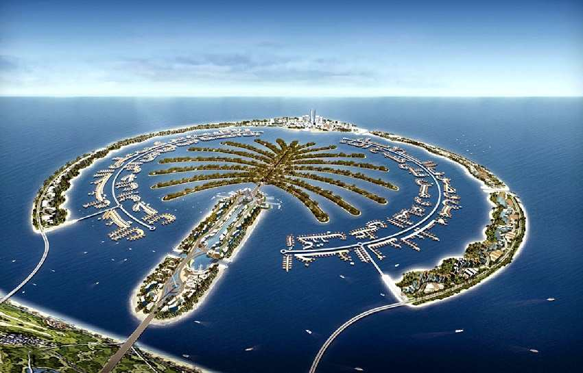 Đảo Cọ Dubai