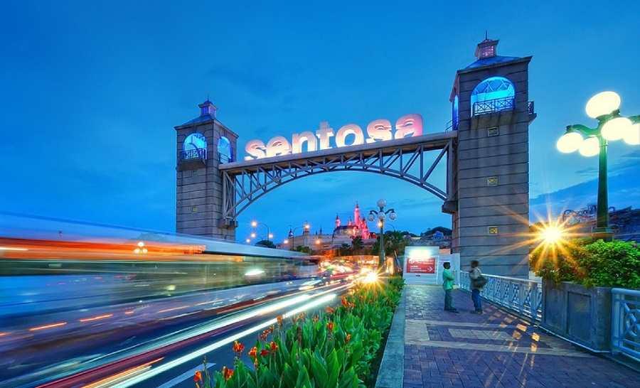 dao sentosa - SINGAPORE - SENTOSA (4N-3D)
