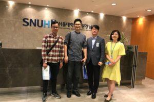 Một lần trải nghiệm dịch vụ du lịch y tế tại Hàn Quốc – Medical Tour