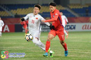 Tour Xem Bóng Đá Bán Kết Đội Tuyển Việt Nam và Hàn Quốc Tại Asiad Năm 2018