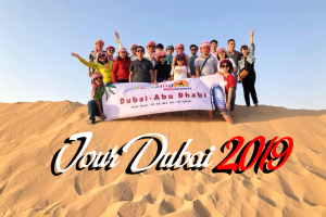 Tour du lịch Dubai Hè 2019 HVN TRAVEL