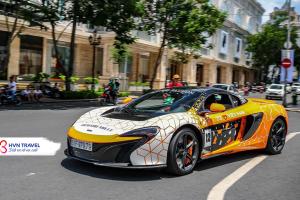 Điểm mặt chỉ tên từng siêu xe dự kiến tham dự Car  Passion 2019