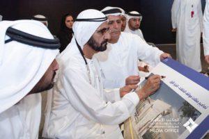 Skyway tại Dubai – Quốc vương công bố xây dựng dự án Skyway ở Dubai