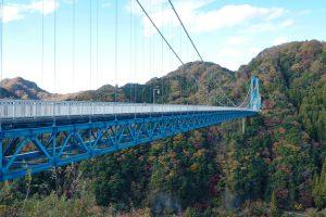 Nơi khách mạo hiểm nhảy xuống vực sâu ở Nhật Bản