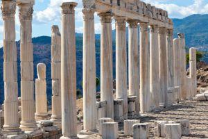 Thành cổ La Mã Pergamon – Ancient Roman Pergamon – Istanbul – Thổ Nhĩ Kỳ