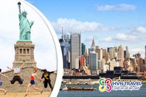 Tour du lịch Hoa Kỳ – Xứ sở cờ hoa