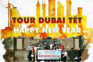 Tour du lịch Dubai Tết Dương lịch và Âm lịch trọn gói giá tốt nhất Việt Nam